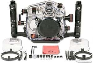 Ikelite Canon EOS 5D Mark II Housing Underwater Camera, Clear (6871.02)