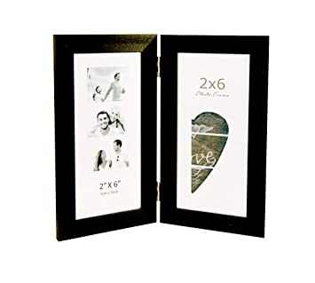 Amazoncom Photo Booth Frames Displays Two 2x6 Inch Photo Booth