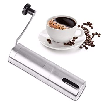 WMC Máquina moledora de café Molinillo Molinillo Molino de café ...