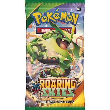 Pokemon: XY: Roaring Skies: Booster Pack (Packs Pokemon Booster Cards)