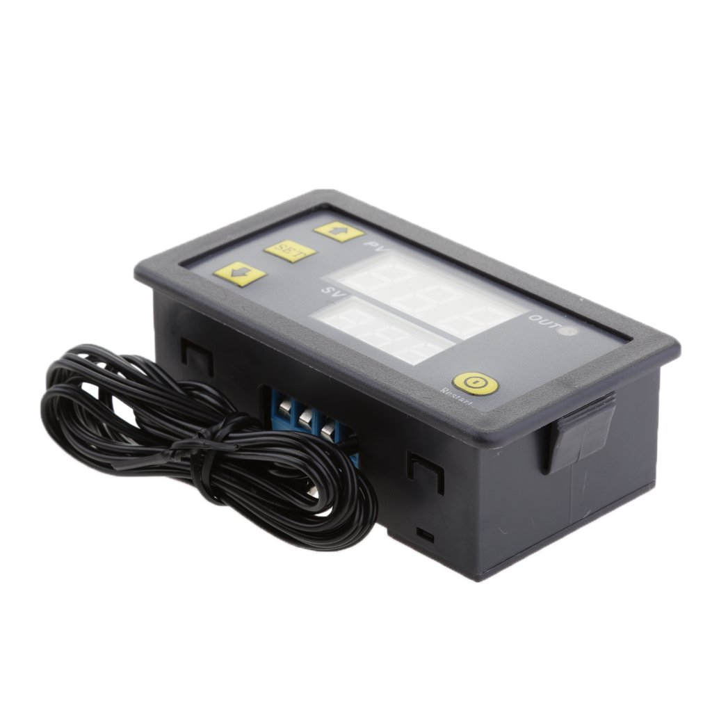 MagiDeal Digitale Temperature Controller Digitaler Temperaturregler ...