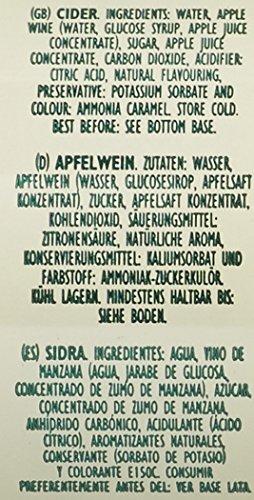 Somersby Apfel Cider (24 x 0.33 l)