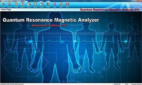 Amazon.com: 2018 Quantum Resonancia Magnética Terapia ...