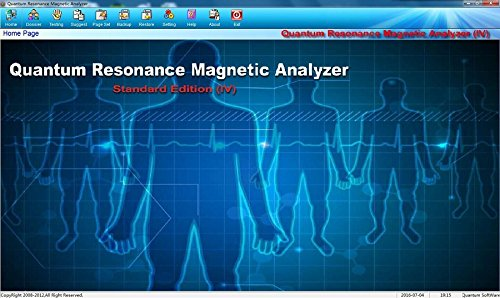 2018 Quantum Resonance Magnetic Body Analyzer 47 Reports Newest Generation 4.2.1 English & Spanish Software by Enjoymart (Image #6)