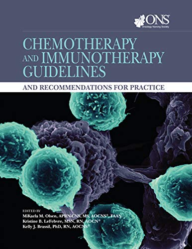 Chemotherapy and Immunotherapy Guidelines and Recommendations for Practice - Original PDF