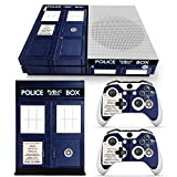 GoldenDeal Xbox One S Console, Controller and Kinect Skin Set - Dr Who - XboxOne Vinyl