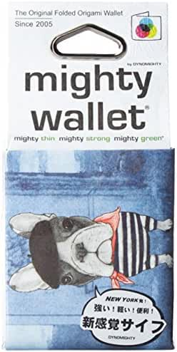 Dynomighty Mighty Tyvek Wallet, FRENCH BULLDOG by Barruf, Water/Tear/Stain Proof