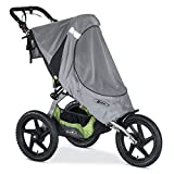 BOB Sun Shield for 2016 Fixed Wheel Single Strollers - Gray