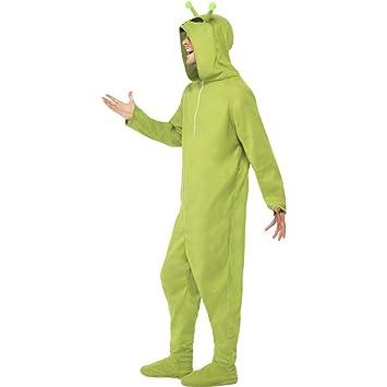 Generique - Disfraz de Extraterrestre Adulto: Amazon.es: Juguetes ...