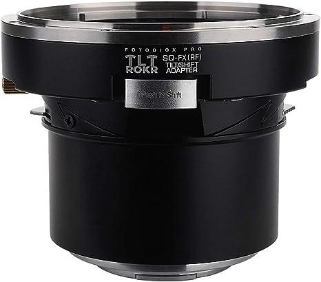 Fotodiox Pro TLT ROKR - Adaptador para Objetivos de cámaras réflex ...