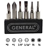 Picture of General Tools 500 Cordless Power Precision Screwdriver