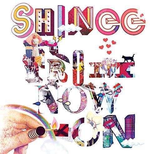 샤이니 SHINee THE BEST FROM NOW ON(통상반)