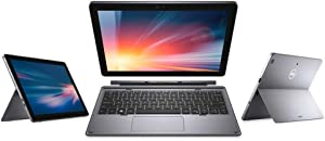 Dell Latitude 12 - 7200 2-in-1 Business Tablet 12.3inch FHD Touchscreen, Intel Core i5-8365U 16GB RAM 256GB PCIe M.2 NVMe SSD Windows 10 ProNO KEYBOARD (Renewed)