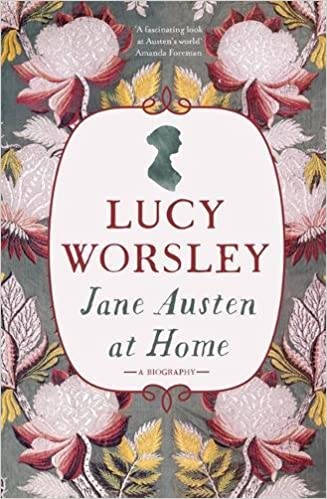 Image result for at home with jane austen lucy worsley