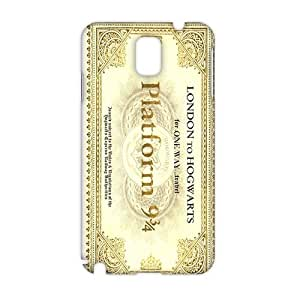CCCM London of Hogwarts 3D Phone Case for Samsung Note 3