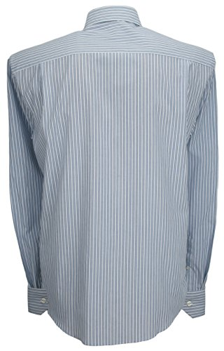 Ex-Store -  Camicia classiche  - A righe - Con bottoni  - Uomo