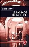 Le Passage de la ligne par Simenon