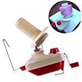 Cloudga Practical Fiber Holder Wool String Winding Machine Sewing Accessories Yarn Winder