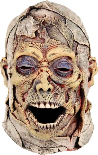 Mummy Full Mask Halloween Costume