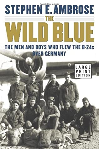 book cover of The Wild Blue