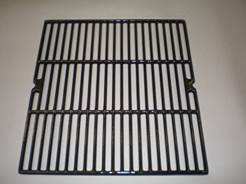 Music City Metals 61512 Gloss Cast Iron Cooking Grid Repl...