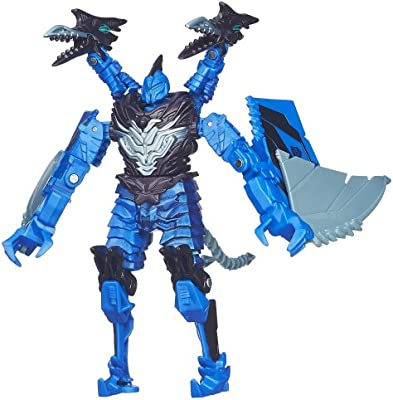 """Transformers Age of Extinction DINOBOT STRAFE 6/"""" Power Attackers action figure!"""