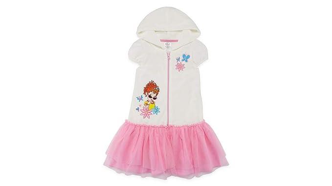 8d6502a035 Amazon.com: Fancy Nancy Disney Swim Cover Up Girls: Clothing
