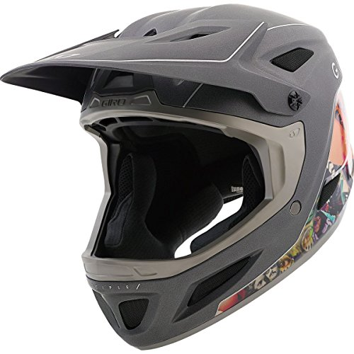 Giro Disciple MIPS Cycling Helmet - Matte Sonic Psych Medium