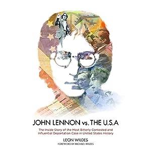 John Lennon vs. the USA Audiobook