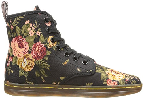 clearance shop largest supplier Dr. Martens Women's Shoreditch Boot Black Victorian Flowers WLnJa