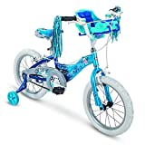 Huffy 16' Disney Frozen Elsa Girls Bike, Sky Blue