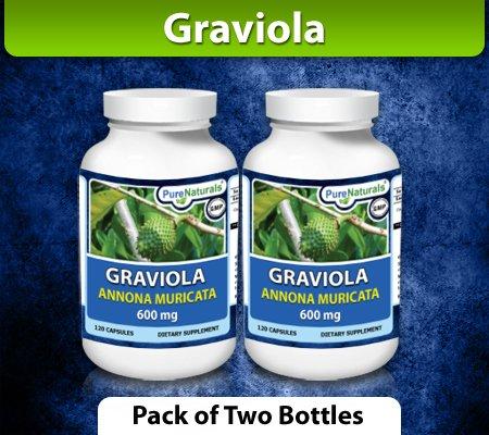 Pure Naturals, Graviola, Annona