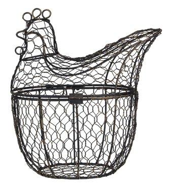 Wire Chicken Basket