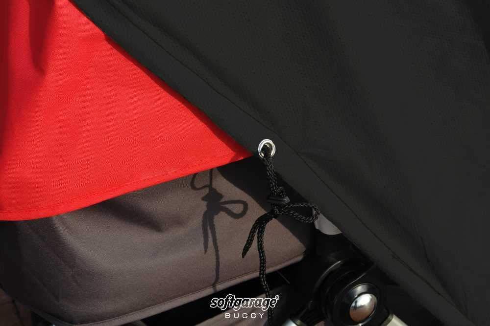 softgarage buggy softcush schwarz Abdeckung f/ür Kinderwagen Joolz Hub Regenschutz Regenverdeck Kinderwagenabdeckung
