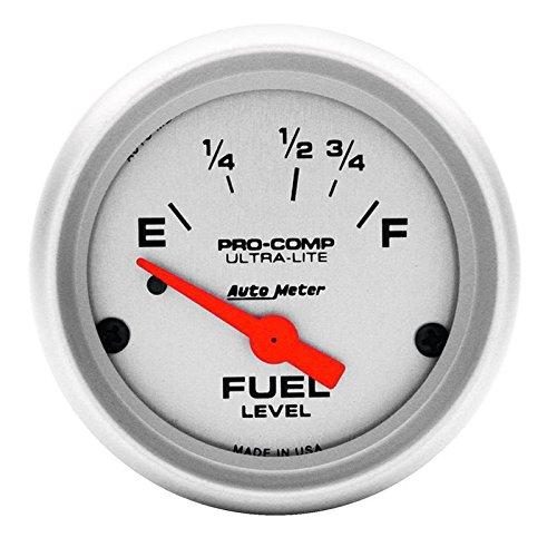 Autometer Fuel Level - Auto Meter 4315 Fuel Level Gauge