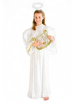Orlob Karneval 503 - Disfraz de ángel para niña: Amazon.es ...