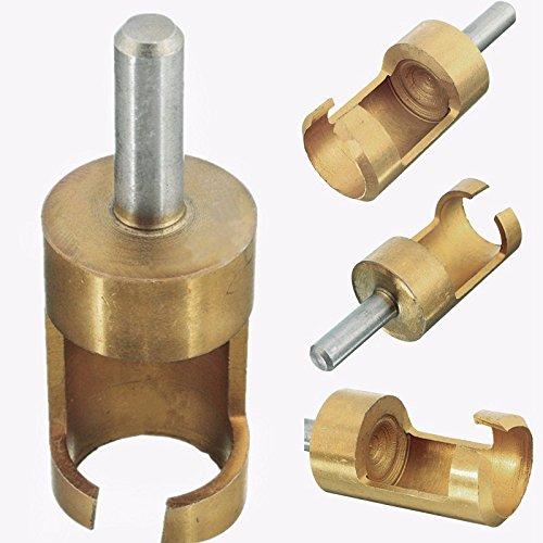 4PCS 6MM 16MM High Carbon Steel Woodworking Plug Cutter - 2