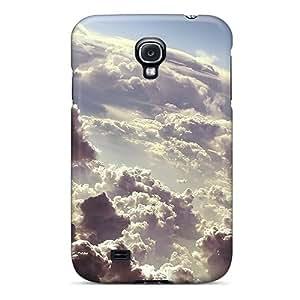 lintao diy For Galaxy S4 Fashion Design Wonderful Clouds Case-kERfmit8728LGTbV