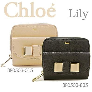 cheaper d1ab4 61082 Amazon | (クロエ) CHLOE 折財布 3P0503 LILY:リリー ゴート ...