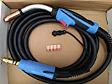 MIG WELDING GUN & TORCH,15' 400AMP for Millermatic,replacement for M40 ,Tweco #4(ETA:5-10 WORK DAYS)