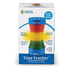 Learning Resources Time Tracker, Blue