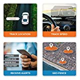 Spectrum Smart - 3G OBD II GPS Tracker - $9.95/Month -Track Location | Speed | Fuel | Driving Habits - Alerts, Geo-Fence - Teen Car Tracker - Fleet Tracking