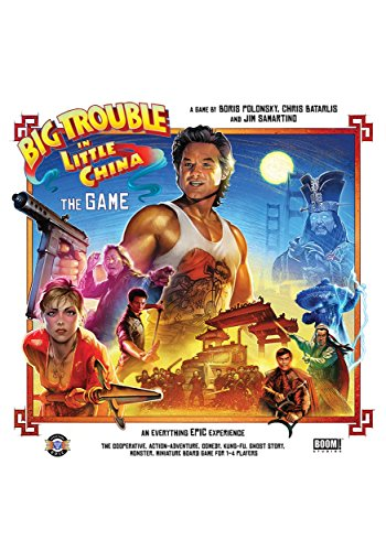 Big Trouble in Little China The Game]()