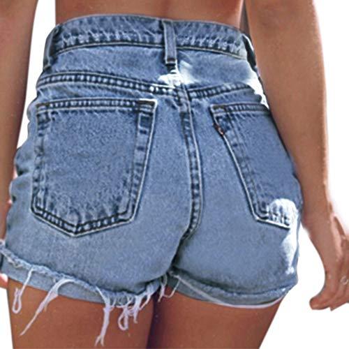 Estyle Donna Blau C Fashion Pantaloncini r1wUqZr