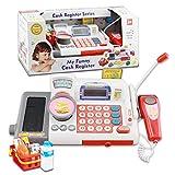 UniM Kids Cash Register Toy Children Educational Cash Register Toy Set