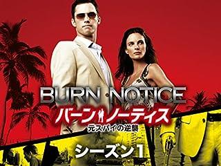 バーン・ノーティス 元スパイの逆襲 シーズン1