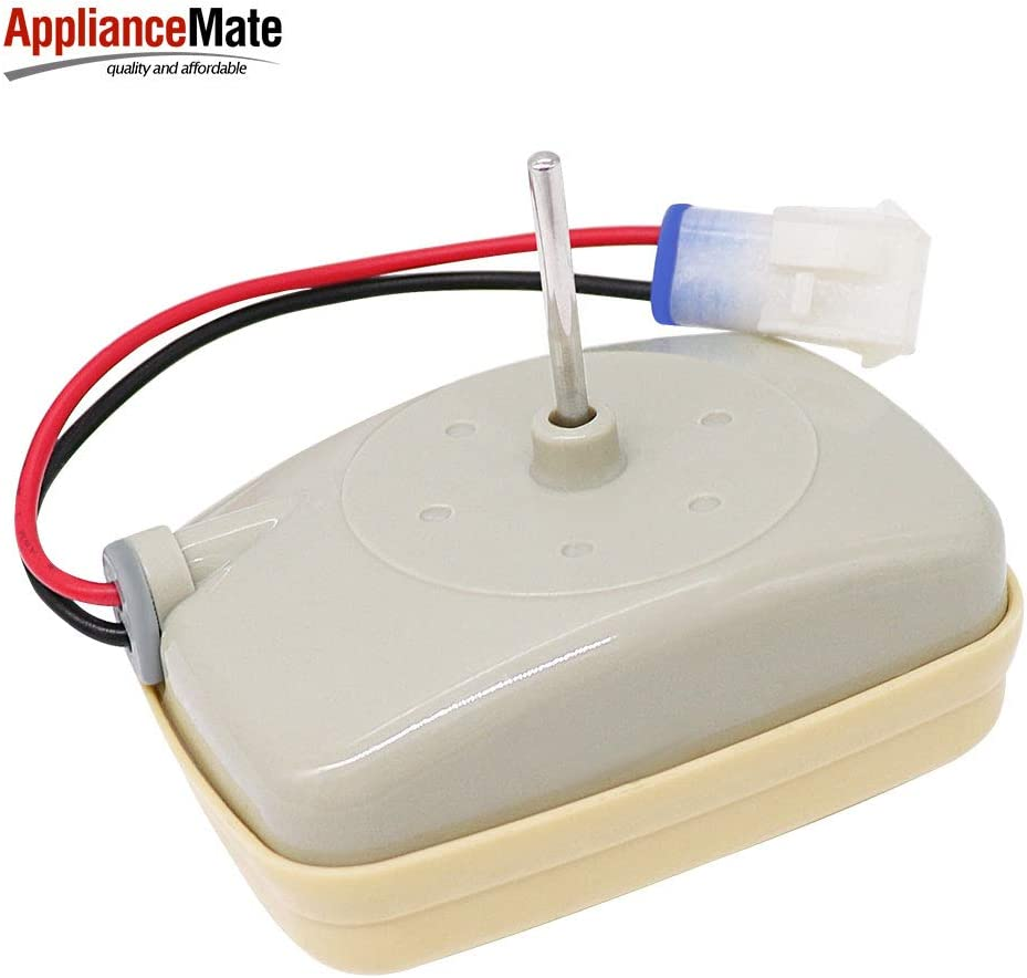 Appliancemate WR60X26085 Evaporator Fan Motor Compatiable with GE Refrigerator Replaces GTH21GBEABB,GTH21GBEACC,GTH21GBEAWW,GTH21GBEBBB, GTH21GBEBCC