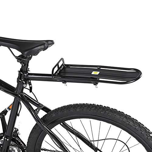 HEYNEMO Retractable Bicycle Carrier Racks, Luggage Cargo Rack Bicycle Carrier 22 Lb Capacity, Height Adjustable Cycling…