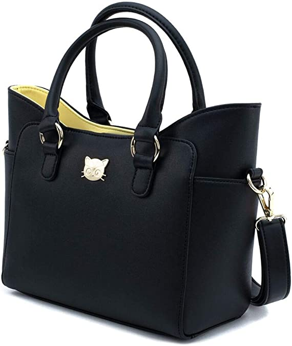 $ New LOUNGEFLY Crossbody Bag SANRIO HELLO KITTY Handbag Purse PINK Rose Chain