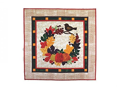 Cherry Blossoms - Autumn Bliss Wall Hanging Pre-Cut Kit ()